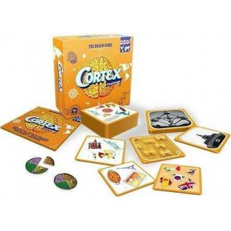 CORTEX CHALLENGE GEO gioco di carte rompicampo party game