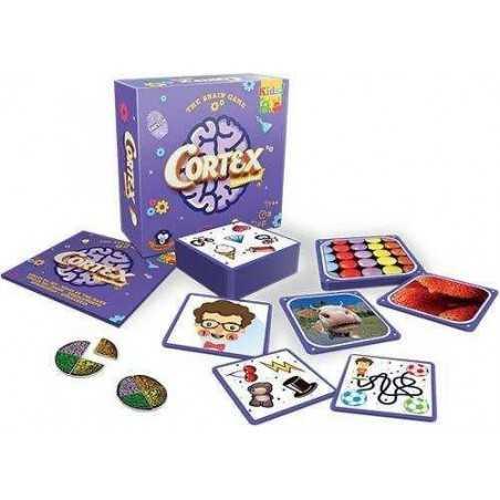 CORTEX CHALLENGE KIDS gioco di carte rompicampo party game per bambini