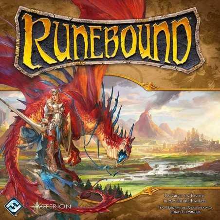 RUNEBOUND terza edizione italiana gioco da tavolo fantasy