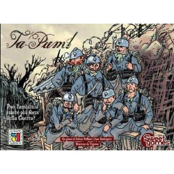 TA PUM gioco di carte cooperativo Prima Guerra Mondiale Oliphante