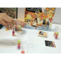 DR. EUREKA gioco da tavolo scientifico per giovani scienziati da 6 anni Oliphante