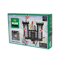 MINI BASIC 760 CASTELLO DEL CAVALIERE PLUSPLUS gioco modulare costruzioni