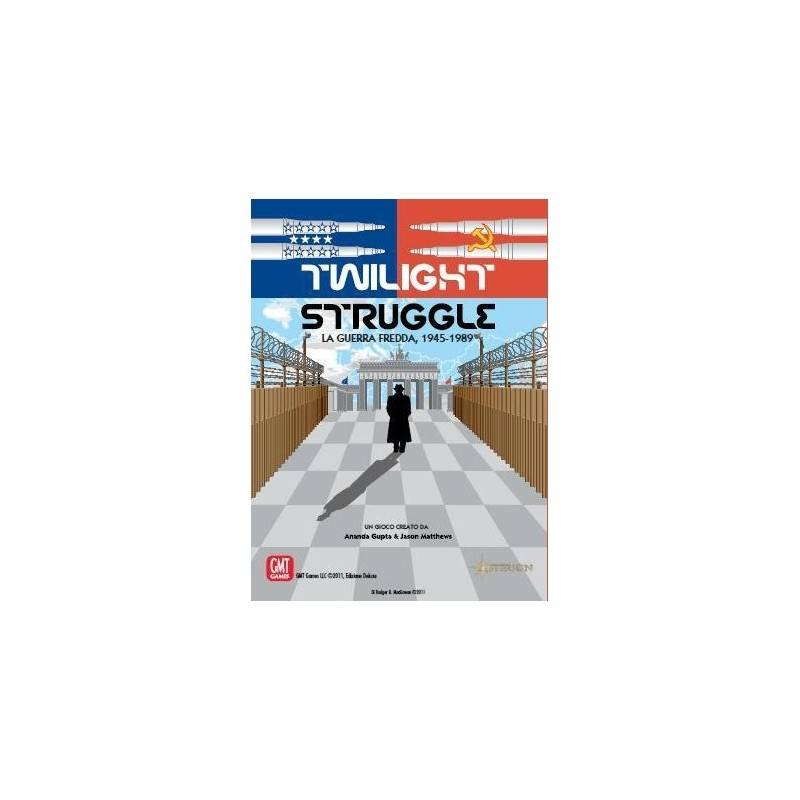 Twilight Struggle Deluxe Edition.ENG