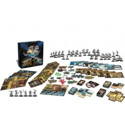 SKULL TALES Kickstarter edition Pirate adventure miniature game