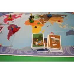 ROULER dans le monde 2-5 joueurs 8 ans +