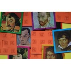 Porträt des Autors, männlich Meisterwerke 2-6 Spieler Alter 8 +