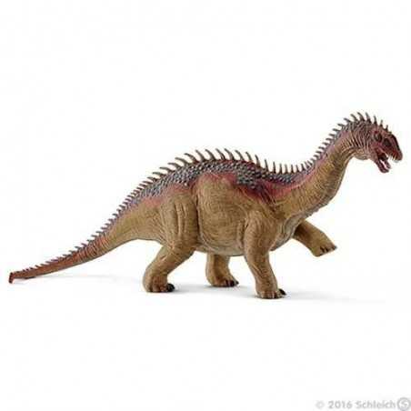 BARAPASAURO dinosauri Schleich BARAPASAURUS in resina 14574 ERBIVORO dinosaurs 3+