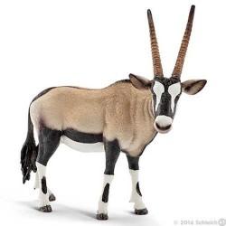 ORICE animali in resina SCHLEICH miniature 14759 Wild Life ORYX antilope