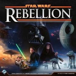 Star Wars REBELLION gioco da tavolo IN ITALIANO Fantasy Flight Games MINIATURE età 14+