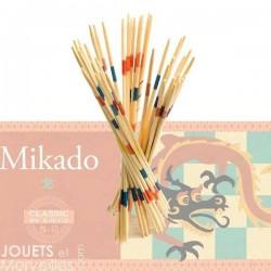 MIKADO gioco in legno classico SHANGHAI Djeco 5210 cm 18