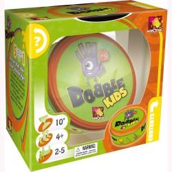 DOBBLE KIDS veloce gioco di carte per i più piccoli ABILITA' Asterion DAI 4 ANNI IN SU