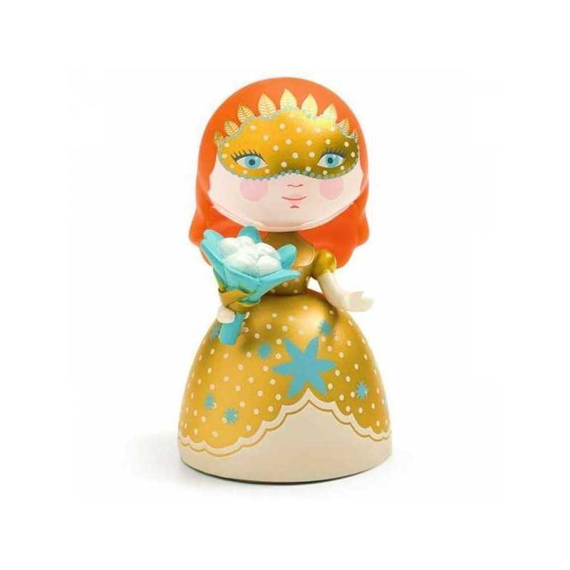 PRINCIPESSA BARBARA Arty Toys Djeco DJ06770 in resina snodabile