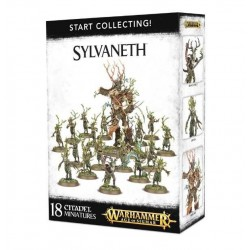 START COLLECTING Warhammer SYLVANETH Age Of Sigmar GAMES WORKSHOP 18 miniature CITADEL età 12+