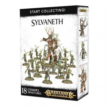 START COLLECTING Warhammer SYLVANETH Age Of Sigmar GAMES WORKSHOP 18 miniature CITADEL età 12+