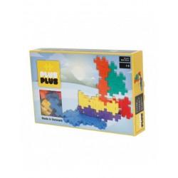 MIDI BASIC 50 pezzi PLUSPLUS plus PEZZI GRANDI gioco modulare costruzioni ETA' 1-6