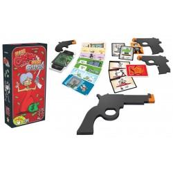 ESPANSIONE nuove carte e pistole MORE CASH'N MORE GUNS per Cash'n Guns Seconda Edizione PARTY GAME età 10+