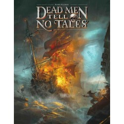 DEAD MEN TELL NO TALES cooperativo PIRATI italiano GHENOS GAMES minion GIOCO età 14+