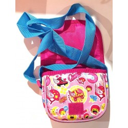 SOY LUNA borsetta TRACOLLA lenticolare 3D borsa SHOULDER BAG enjoy what you love DISNEY