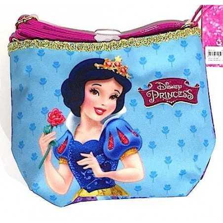 SHOULDER BAG borsa borsetta tracolla DISNEY PRINCESS cenerentola biancaneve DREAM BIG