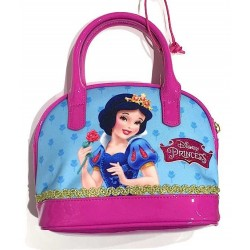 HAND BAG borsa borsetta tracolla DISNEY PRINCESS biancaneve cenerentola DREAM BIG
