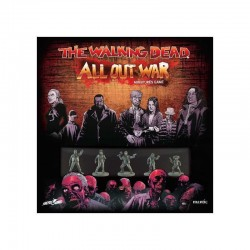 THE WALKING DEAD miniatures game ALL OUT WAR english version EDIZIONE INGLESE Mantic GIOCO età 14+