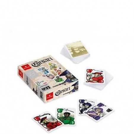 CORSARI gioco di carte DAL NEGRO dalnegro 110 CARTE pirati SOCIETA' età 8+