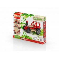 CARS Eco Builds 3 MODELLI DI MOTO Engino KIT costruzioni in legno e plastica GIOCO età 6+