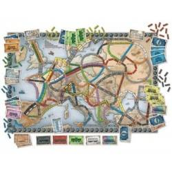 Ticket to Ride-Europa