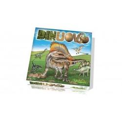 DINUOVO gioco sui dinosauri CREATIVAMENTE DinUovo GIOCO DA TAVOLO board game ETA' 6+