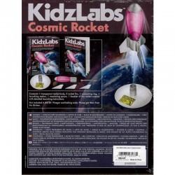 Cosmic Rocket RAZZO COSMICO decolla 4M kit scientifico KIDZ LABS età 8+