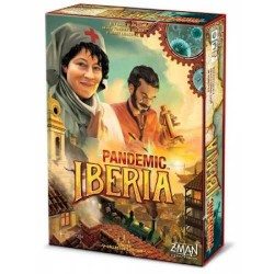PANDEMIC IBERIA gioco LIMITED COLLECTOR'S EDITION Asterion Press MALATTIE età 10+