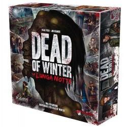 LA LUNGA NOTTE espansione DEAD OF WINTER gioco cooperativo ma competitivo EDIZIONE ITALIANA età 14+