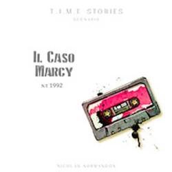 ESPANSIONE time stories IL CASO MERCY gioco da tavolo ASTERION t.i.m.e. ITALIANO età 14+