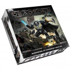 DEAD ZONE gioco skirmish con miniature SKIRMISHES ON FORSAKEN WORLDS Mantic EDIZIONE ITALIANA età 14+