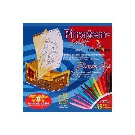 Nave Pirata Calafant liv.2