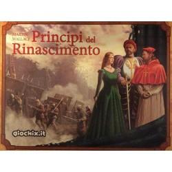 PRINCIPI DEL RINASCIMENTO princes of the reinassance EDIZIONE ITALIANA Giochix WALLACE età 14+