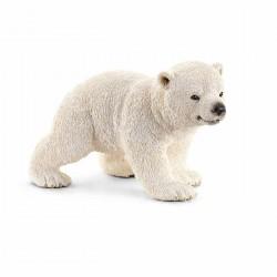 CERBIATTO VIRGINIANO animali in resina SCHLEICH miniature 14708 DEER cucciolo