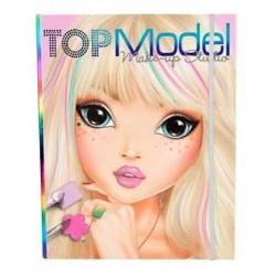 New set MAKE UP STUDIO artist CREATIVO album TOP MODEL viso TOPMODEL artistico DA COLORARE