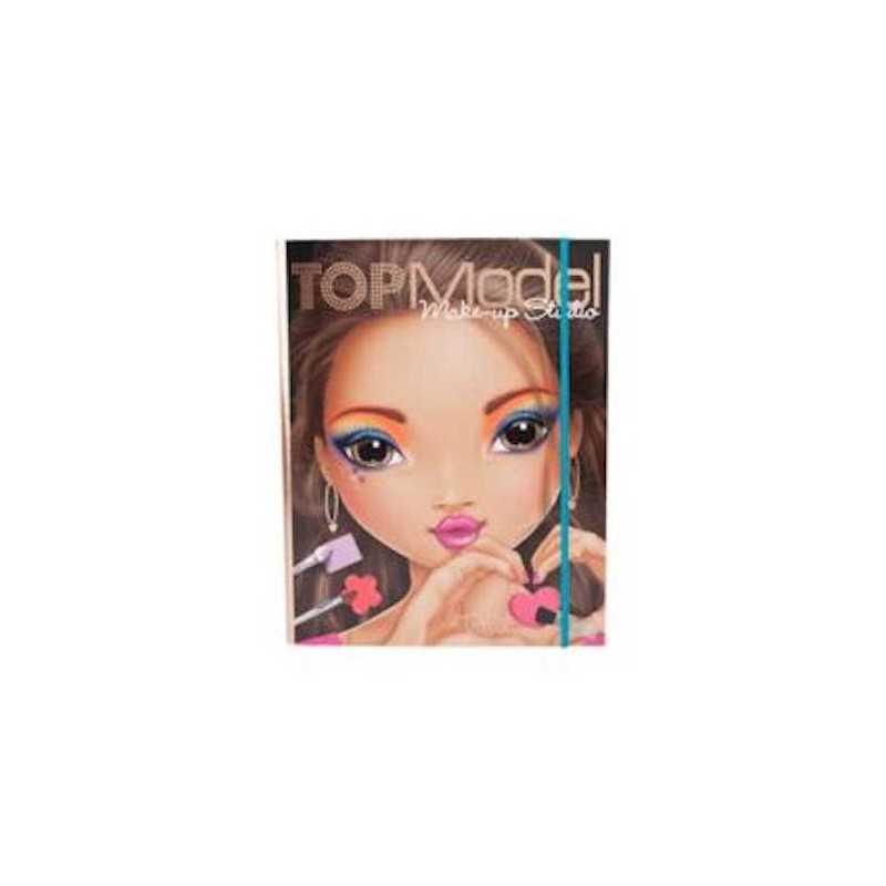 MAKE UP studio ALBUM create your TOP MODEL Creative DEPESCHE Topmodel 6674_A talita