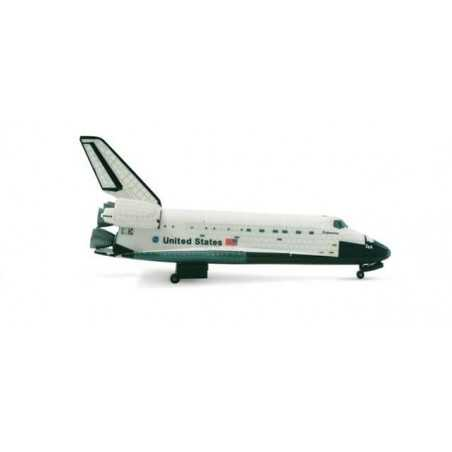 NASA SPACE SHUTTLE OV-1O5 ENDEAVOUR- 517799 HERPA WINGS 1:500