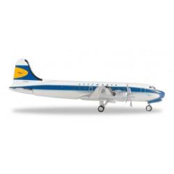 LUFTHANSA DOUGLAS DC 4 - 527866 - HERPA WINGS 1:500