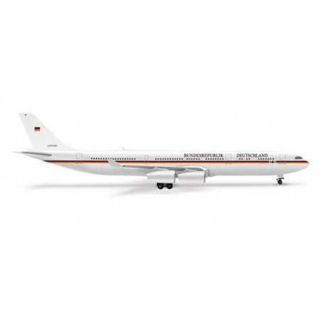 LUFTWAFFE AIRBUS A340-300 - 507585 HERPA WINGS 1:500