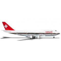SWISSAIR BOEING 747-300 - 523356 HERPA WINGS 1:500