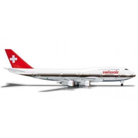 SWISSAIR BOEING 747-300 - 523356 HERPA WINGS 1:500