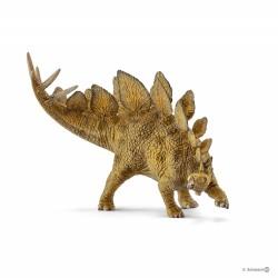STEGOSAURO animali in resina SCHLEICH miniature 14568 dinosauri STEGOSAURUS dinosaurs