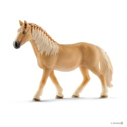 GIUMENTA HAFLINGER animali in resina SCHLEICH miniature 13812 Farm Life MARE cavalli