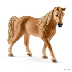 GIUMENTA TENNESSEE WALKER animali in resina SCHLEICH miniature 13833 Farm Life MARE cavalli
