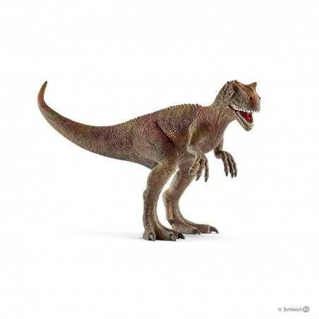 ALLOSAURO 2017 dinosauri in resina SCHLEICH miniature 14580 Dinosaurs ALLOSAURUS nuova edizione