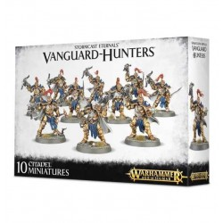 VANGUARD HUNTERS Stormcast Eternals WARHAMMER Age of Sigmar 10 MINIATURE Games Workshop 12+