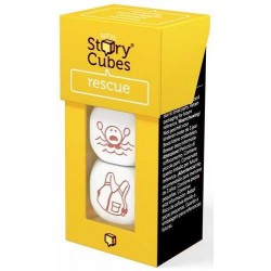RESCUE Mix Salvataggio RORY'S STORY CUBES gioco 3 DADI espansione RACCONTA STORIE età 6+